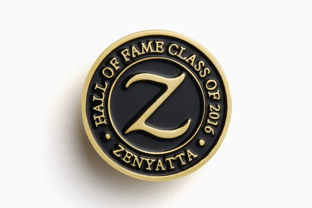 The Hall of Fame 2016 Commemorative Pin